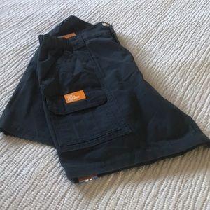 "SAVANE-Men's Hiking Shorts-NWT 38"""